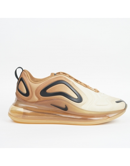 NIKE AIR MAX 720 WHEAT / BLACK CLUB GOLD