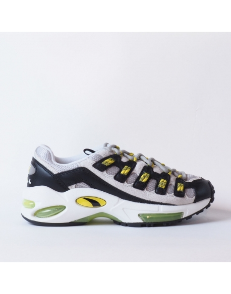 PUMA CELL ENDURA WHITE BLAZING YELLOW