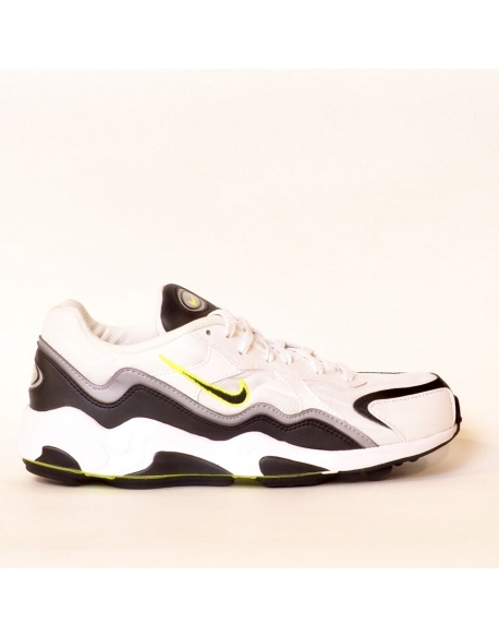 NIKE AIR ZOOM ALPHA BLACK VOLT WOLF GREY WHITE