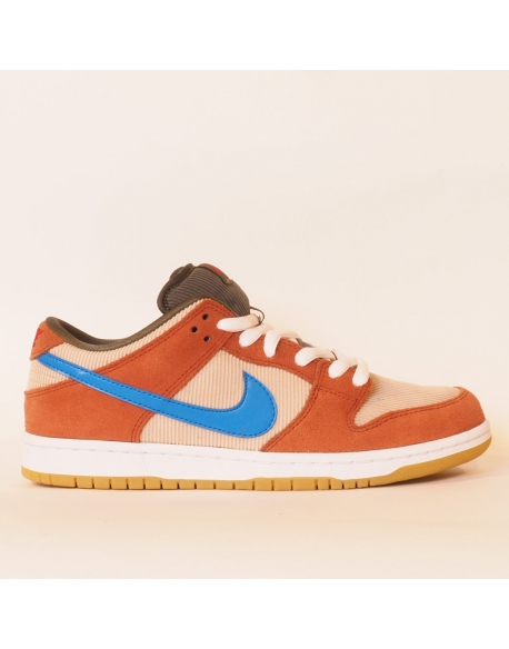 NIKE SB DUNK LOW PRO DUSTY PEACH/PHOTO BLUE-DESERT ORE