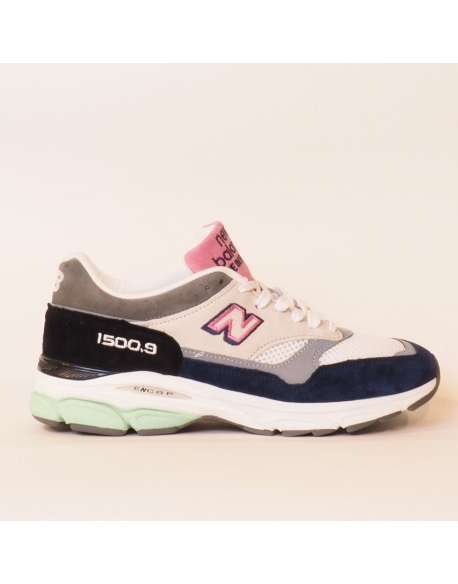NEW BALANCE 15009 D FR WHITE BLACK