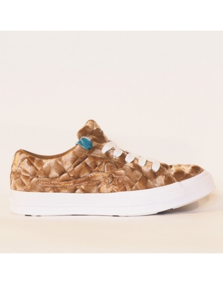 CONVERSE GOLF LE FLEUR OX BROWN SUGAR