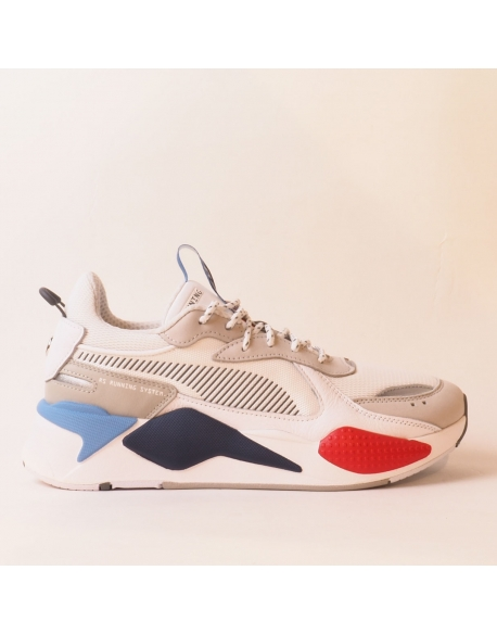 PUMA RS-X BMW MMS WHITE-GRAY