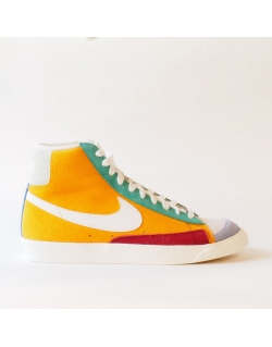 NIKE BLAZER MID 77 VNTG NOBLE RED