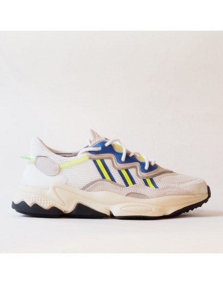 ADIDAS OZWEEGO WHITE/GREYONE/YELLOW