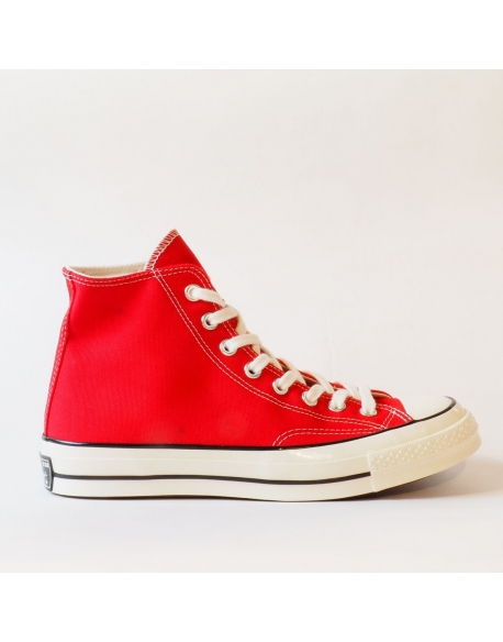 CONVERSE CHUCK 70 HI RED/EGRET/BLACK