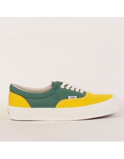 VANS OG ERA LX (CANVAS) OLD GOLD FIRE