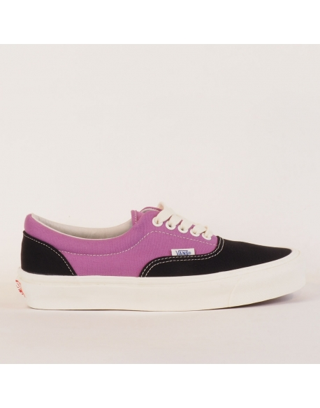 VANS OG ERA LX (CANVAS) BLACK/MULBERRY