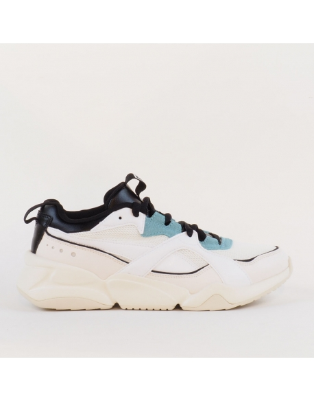 PUMA NOVA 2 WHITE/PASTEL PARCHEMENT