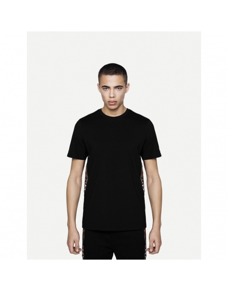 DISCONNECTED TRIBE TEE BLACK