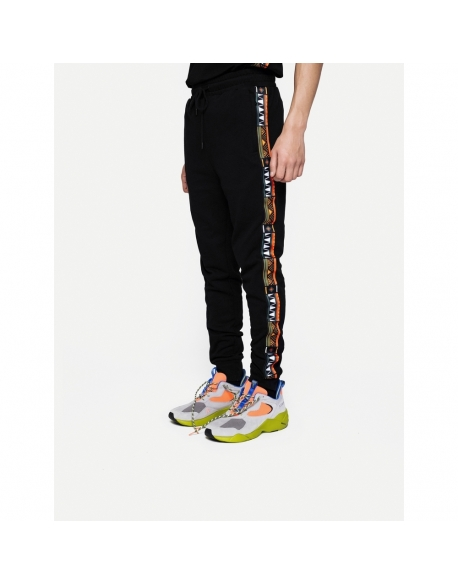 DISCONNECTED TRIBE PANTS BLACK
