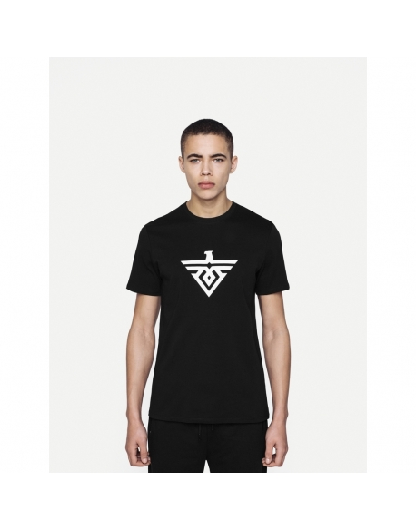 DISCONNECTED CORE1 TEE BLACK