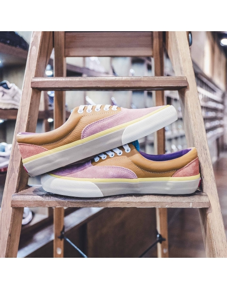 VANS ERA VLT LX (SUEDE/LEATHER) MULTI