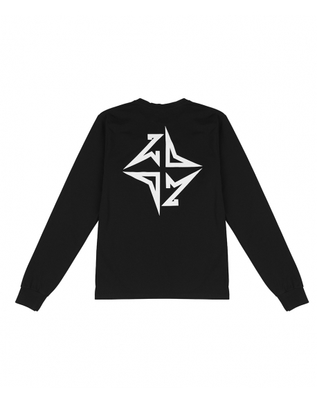 AVNIER BLACK LONG SLEEVE
