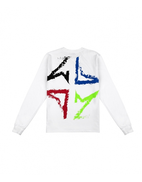 AVNIER 2020 WHITE LONG SLEEVE