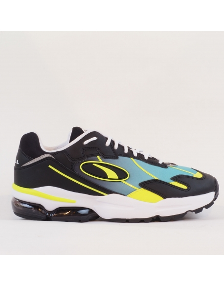 PUMA CELL ULTRA FADE BLACK/GALAXI BLUE