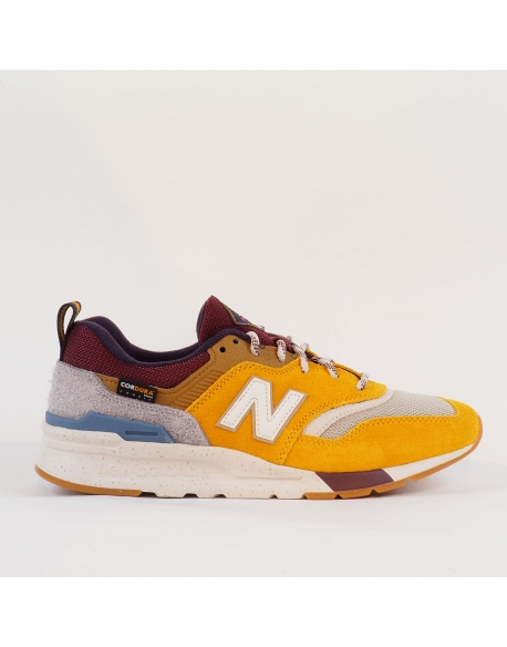 NEW BALANCE  CW997 B YELLOW/RED CORDURA