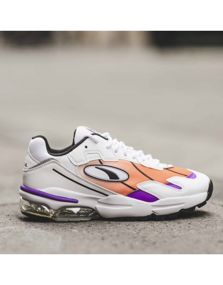 PUMA CELL ULTRA FADE GRAY VIOLET/JAFFA ORANGE