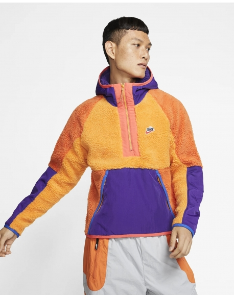 NIKE SPORTSWEAR KUMQUAT/COURT PURPLE/STARFISH