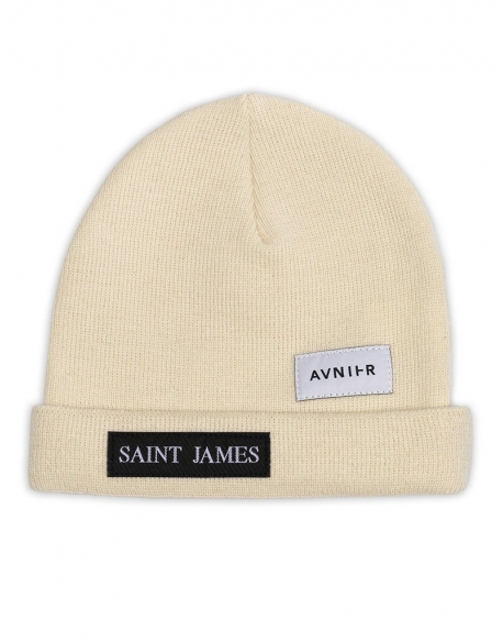 AVNIER X SAINT JAMES LAUCAEN ECRU