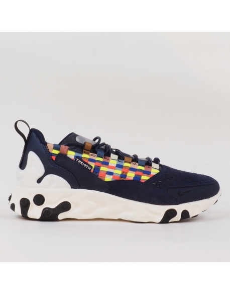 NIKE REACT SERTU BLACKENED BLUE/BLACK-SAIL