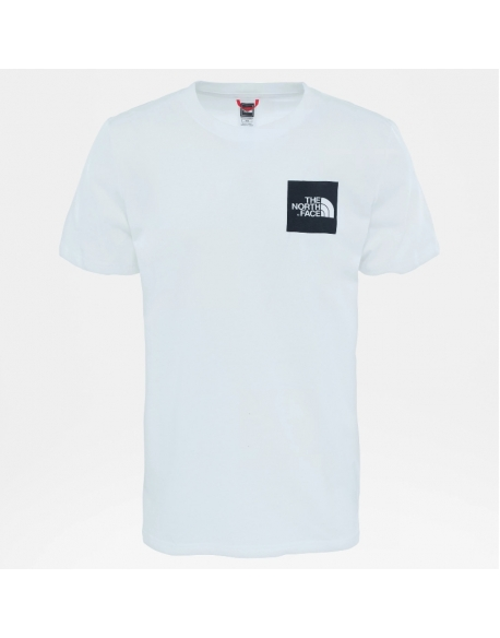 THE NORTH FACE FINE TEE TNF WHITE