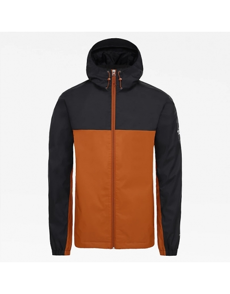 THE NORTH FACE M MOUNTAIN Q JKT CARMLCFE/TNFBLK
