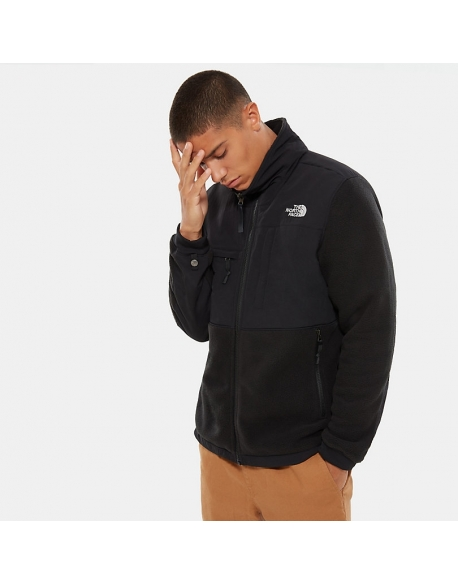 THE NORTH FACE DENALI JACKET 2 TNF BLACK