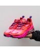 NIKE AIR MAX 270 REACT MYSTIC RED/BRIGHT CRIMSON-PINK BLAST