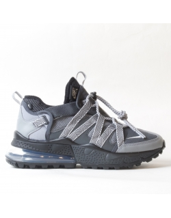 NIKE AIR MAX 270 BOWFIN ANTHRACITE/METALLIC SILVER-COOL GREY