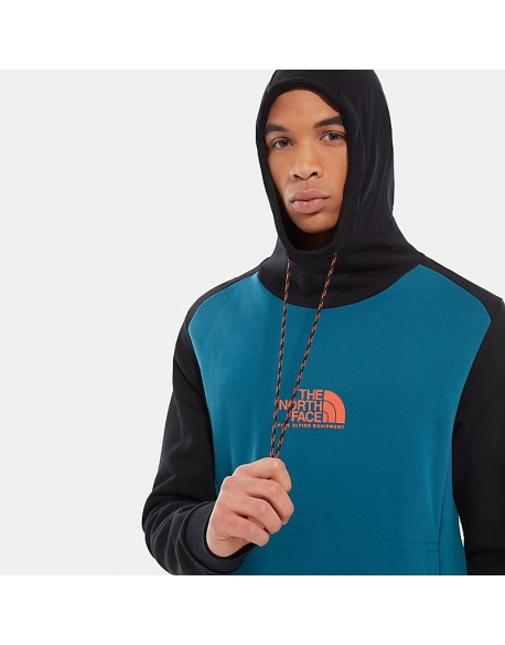 THE NORTH FACE M FINE ALPINE HD BLUE CORAL