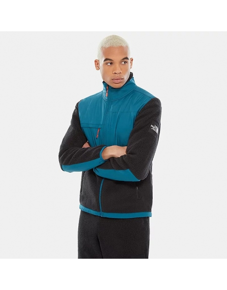 THE NORTH FACE M DENALI FLEECE BLUCORAL/TNFBLK