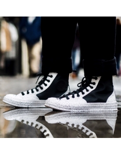 CONVERSE 70 HI BLACK/CLEAR/WHITE GORE TEX