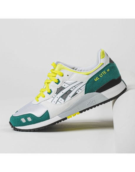 ASICS GEL-LYTE III OG WHITE/YELLOW