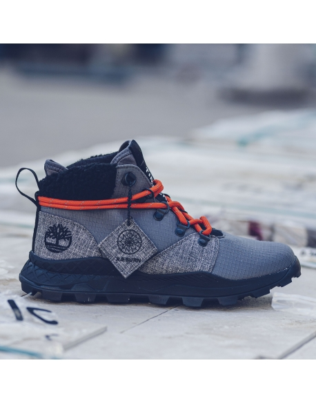 TIMBERLAND X RAEBURN BROOKLYN FABRIC MID PEWTER