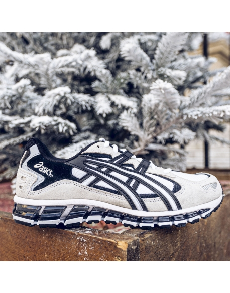 ASICS GEL KAYANO 5 360 WHITE/BLACK