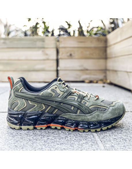 ASICS GEL-NANDI 360 OLIVE CANVAS