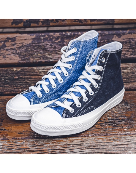 CONVERSE CHUCH 70 RENEW DENIM TRI-PANEL