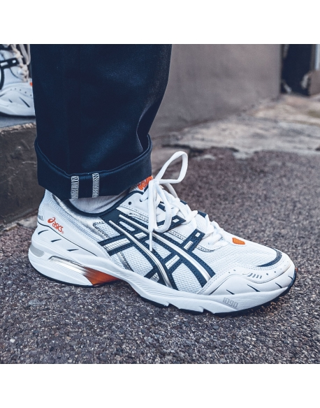 ASICS GEL-1090 WHITE/MIDNIGHT