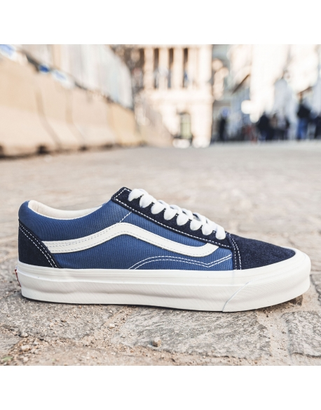 VANS OG OLD SCHOOL LX NAVY