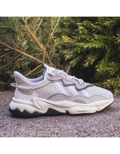 ADIDAS OZWEEGO CRYSTAL WHITE / CLOUDE WHITE / OFF WHITE