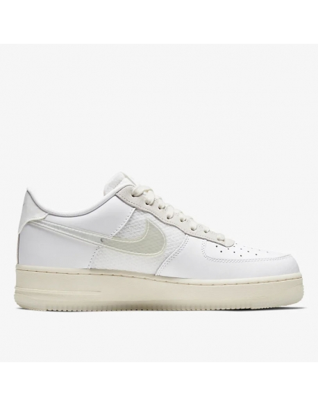 NIKE AIR FORCE 1 '07 LV8 DNA WHITE/WHITE-SAIL-BLACK