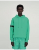DAILY PAPER CAPTAIN HOODIE MING GREEN