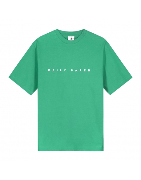 DAILY PAPER ESALIAS TEE MING GREEN