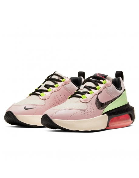 NIKE AIR MAX VERONA GUAVA ICE/BLACK-BARELY VOLT-CRIMSON TINT