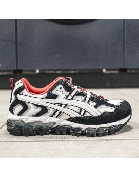 ASICS GEL NANDI 360 WHITE/BLACK