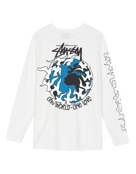 STUSSY ONE LOVE PIG DYED NATURAL