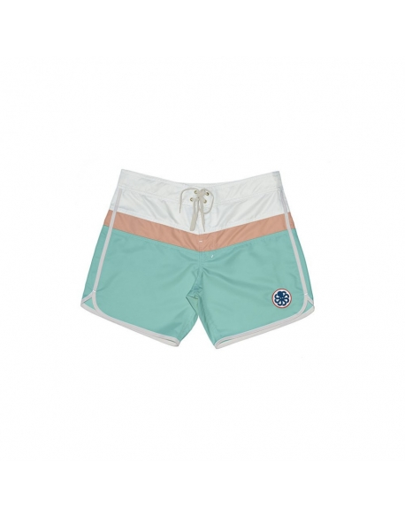 JONSEN ISLAND JON ONE STRIP WHT/PINK/BLUE
