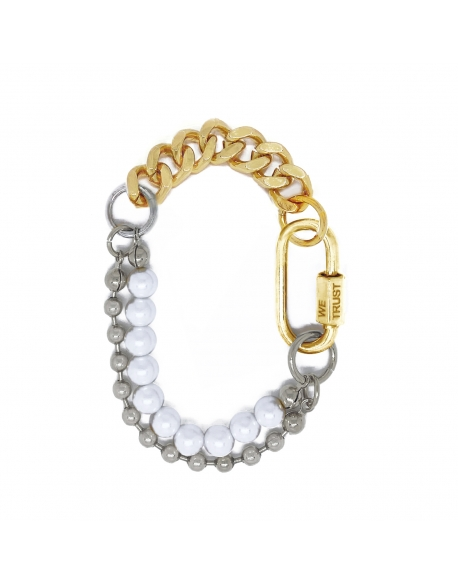 IGWT CUBAN PEARL CHAINS GOLD