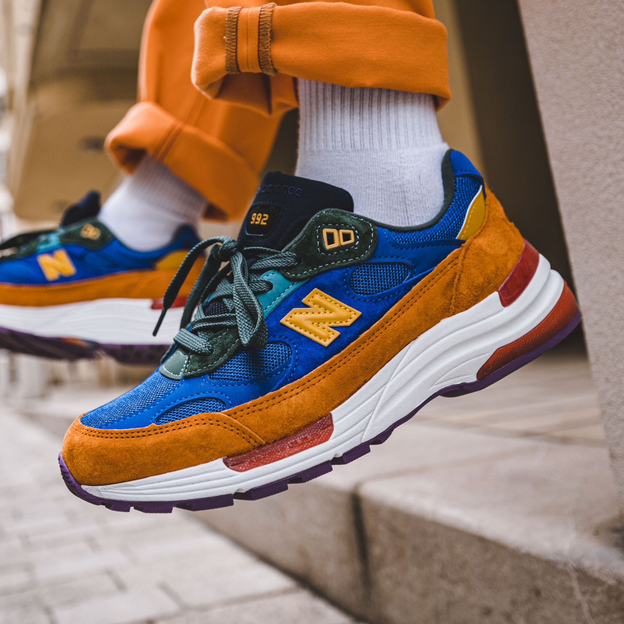 new balance homme 992